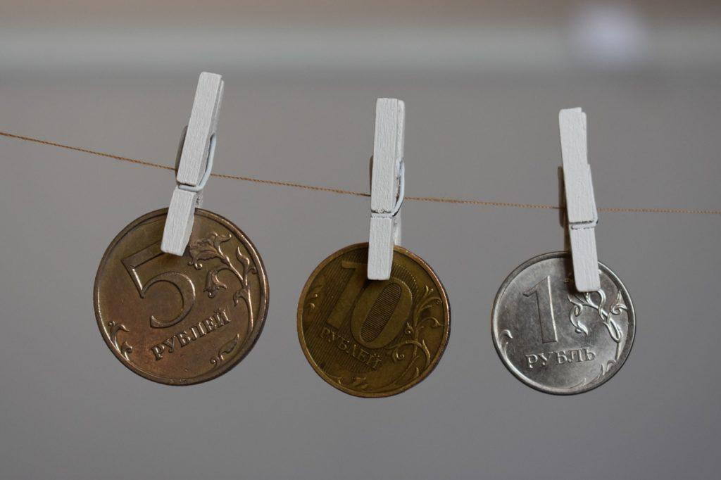 ruble, money, russia